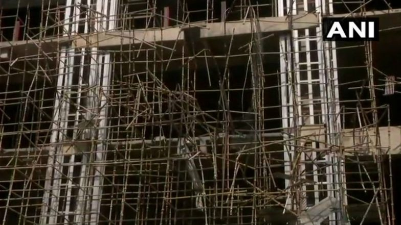 Noida Building Collapse: One Killed, 6 Injured as Shuttering of Under-Construction Building Collapses in Sector 94