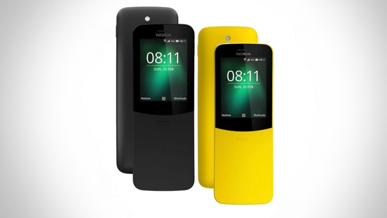Nokia's Banana Feature Phone, Priced at Rs 4,999, Gets WhatsApp