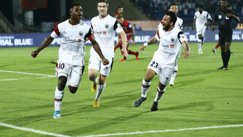 Indian Super League 2019: NorthEast United FC Qualify in Top Four, As Jamshedpur FC Draw a Blank in Chennai