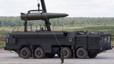 U.S. Threatens to 'Take out' Russian Missiles As it Alleges Moscow Violating Nuclear Treaty