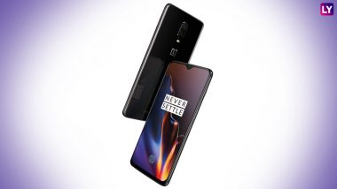 OnePlus 6T Launch LIVE Updates: OnePlus 6T With Bigger 3700 mAh Battery Launched in India at Rs 37,999