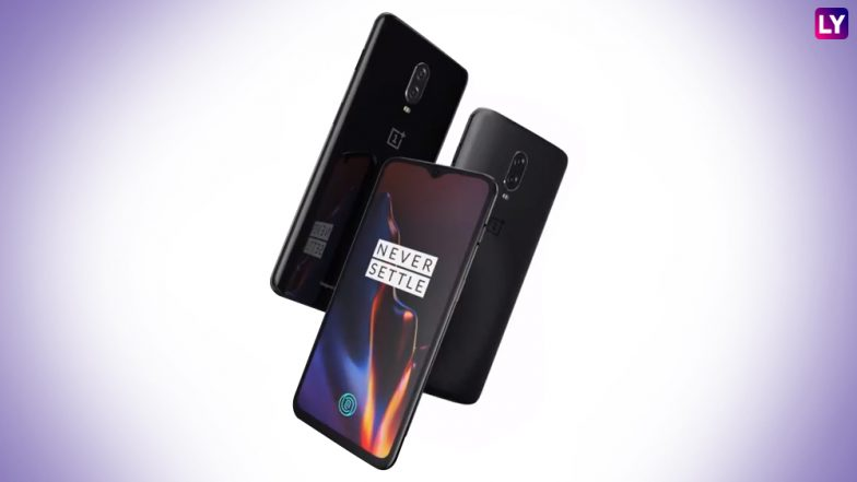 Oneplus 6T To Be Launched In India Today; Watch LIVE Streaming of the Launch Event Here