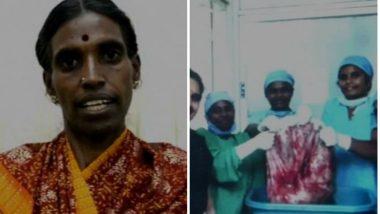 Coimbatore: Doctors Remove 33.5 Kg Ovarian Tumor, Eye World Record
