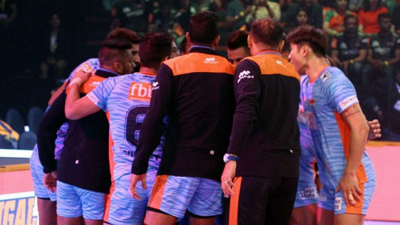 Dabang Delhi vs Bengal Warriors, PKL 2018-19 Match Live Streaming and Telecast Details: When and Where To Watch Pro Kabaddi League Season 6 Match Online on Hotstar and TV?