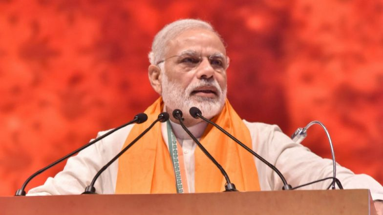 Narendra Modi is Lord Vishnu's 11th Avatar, Says Maharashtra BJP Leader