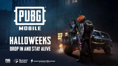 PUBG Mobile Update Brings Halloween Skins, Night Mode, New Weapons & More; Here's How You Can Get It