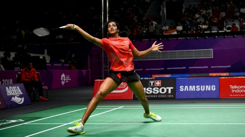 French Open 2018, Badminton: PV Sindhu Enters Second Round, Defeats Beiwen Zhang 21-17, 21-8
