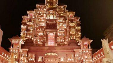 Durga Puja: Kolkata Pandals Recreate Padmaavat's Magnificent Chittorgarh Fort