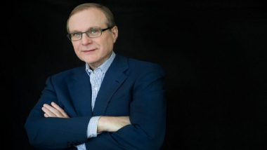 Microsoft Co-Founder Paul Allen Has Died, Aged 65