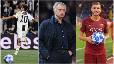 UEFA Champions League 2018-19, Matchday 2 Video Highlights: Real Madrid's Loss, Paulo Dybala's Hattrick, Man City's Near Escape as Jose Mourinho's Frustration Continues!