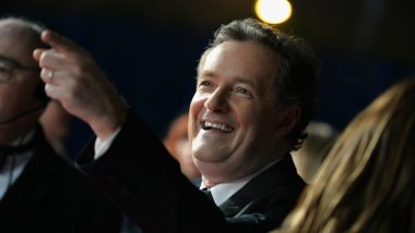 Piers Morgan Flaunts Being Followed by Cristiano Ronaldo on Social Media!