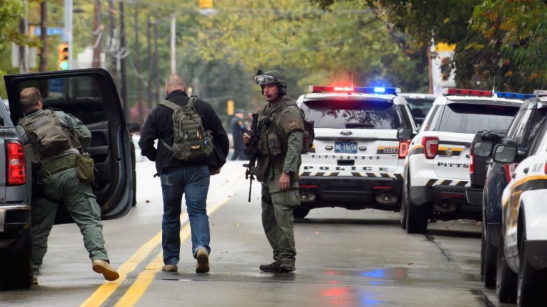 Robert Bowers, Pittsburgh Synagogue Shooting Suspect, Believes Jews Control Donald Trump