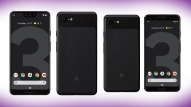 Google Pixel 3 XL, Pixel 3 Pre-order Opens Tomorrow in India; Prices, Online Sale, Features and Specifications