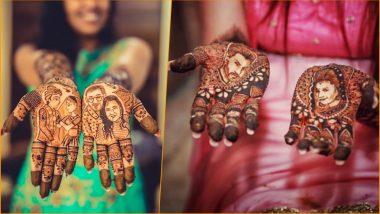 Portrait Mehndi Design Latest News Information Updated On October