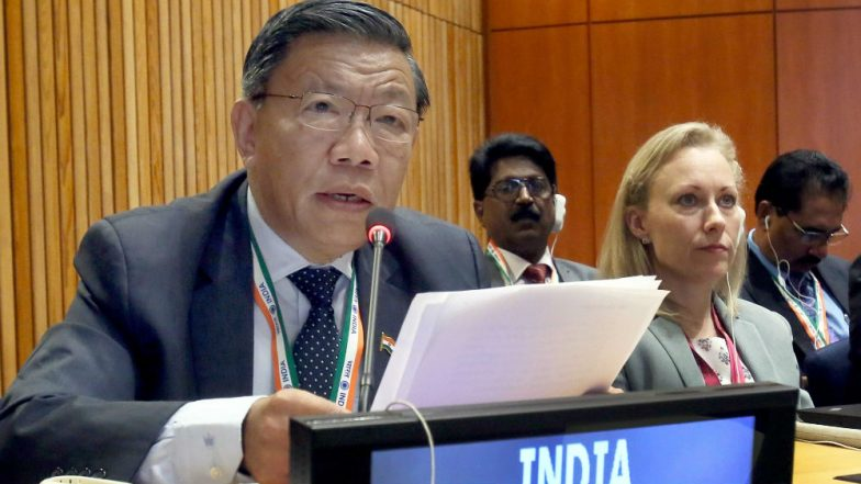 India Urges UN to Overcome 'Narrow Geopolitical Interests' to Adopt International Anti-Terrorism Law