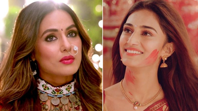 Hina Khan's Komolika vs Erica Fernandes' Prerna: Kasautii Zindagii Kay 2 Latest Episode Gets Fans of Two TV Actresses Fighting on Twitter!