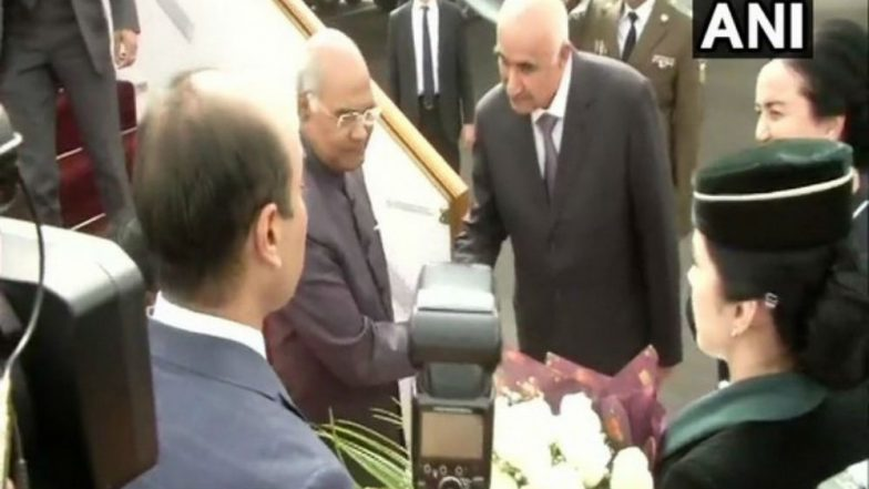 President Ram Nath Kovind in Tajikistan: 'India's Connection with Overseas Diaspora Has Strengthened'