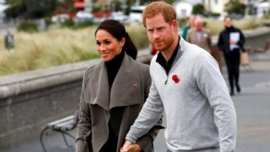 Prince Harry's Thank You Note At New Zealand: 'From Myself, My Wife And Our Little Bump'