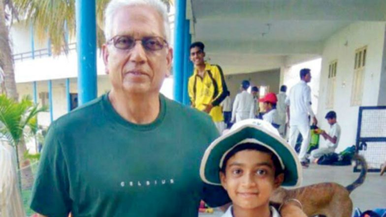 Priyanshu Moliya, Mentored by Mohinder Amarnath Smashed 556 Runs During an Under-14 Tournament
