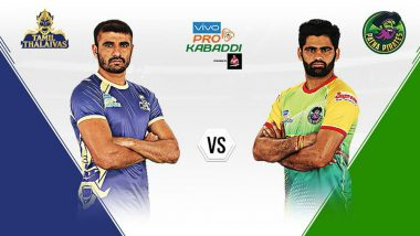 Tamil Thalaivas vs Patna Pirates, PKL 2018-19 Match Preview: Defending Champions Patna Look For Winning Start in Pro Kabaddi League Season 6 Opener!
