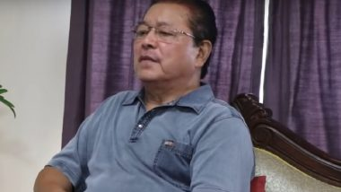 Mizoram Assembly Elections 2018 Results: MNF Set to Win, Crosses Halfway Mark; CM Lal Thanhawala Trails From Serchhip