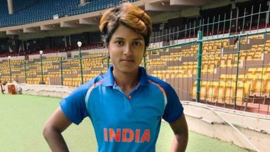 Punam Raut to Lead Indian Women's a Team Against Australia in Upcoming ODI Series