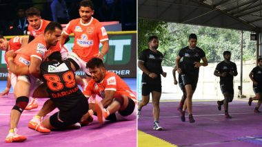 Puneri Paltans vs Haryana Steelers, PKL 2018-19 Match Live Streaming and Telecast Details: When and Where To Watch Pro Kabaddi League Season 6 Match Online on Hotstar and TV?