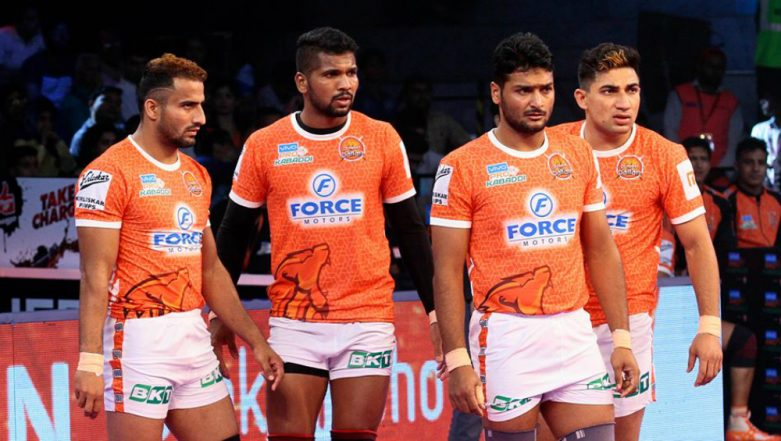 PKL 2018–19 Video Highlights: Puneri Paltan Beat Jaipur Pink Panthers 29–25, Lead Zone A Points Table