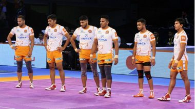 PKL 2018–19 Video Highlights: Puneri Paltan Pip U Mumba 33–32 to Win in the Maharashtra Derby of Pro Kabaddi League Season 6