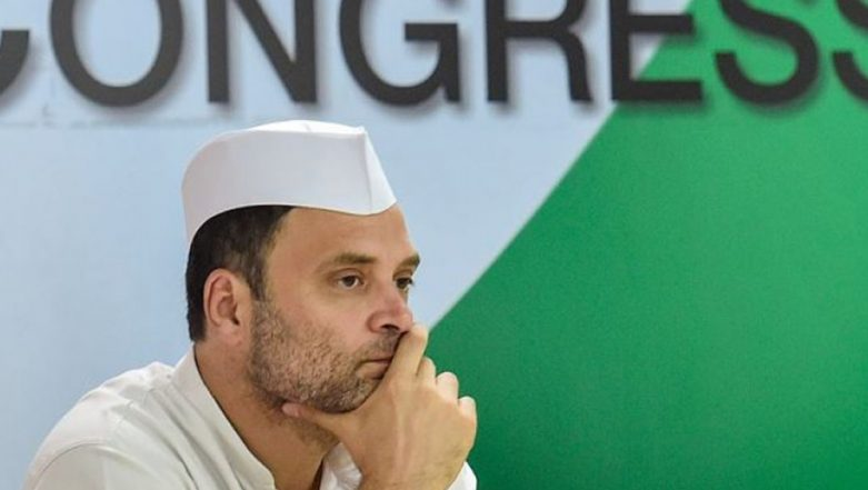 Youth Congress Workers to Meet Rahul Gandhi Today to Urge Him Remain the Party President