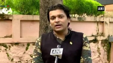 Sabarimala Row: Trupti Desai Will Have to Step on Our Chests to Enter, Says Rahul Easwar