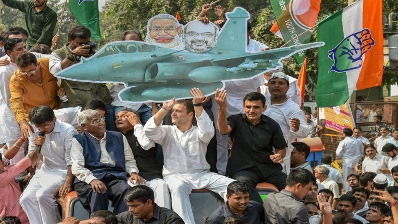 Rafale Deal Row Escalates: 'The Hindu' Report Shows Defence Ministry Note Protesting 'Parallel Negotiation' by PMO With France; Rahul Gandhi Attacks Narendra Modi