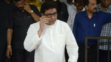 Ayodhya Verdict: Raj Thackeray, MNS Chief, Says Ram Temple Must be Built Soon, There Should be 'Ram Rajya' in the Nation