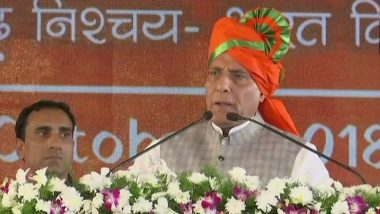 On Birth Anniversary of Sardar Vallabh Bhai Patel, Rajnath Singh Flags off 'Run for Unity' in Delhi
