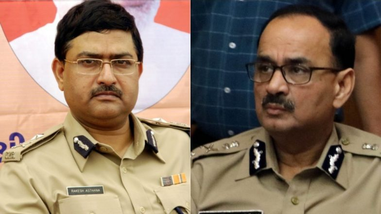 CBI Corruption Accusations: Alok Verma Counters Charges Before CVC Panel; Rakesh Asthana Could Not Get an Audience