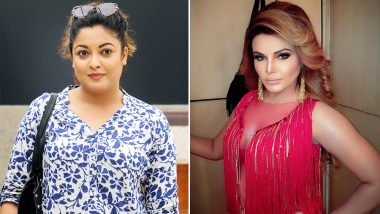Tanushree Dutta Makes Rakhi Sawant Pay The Price for Calling Her Allegations Against Nana Patekar Fake; Slaps Her With a Defamation Case of Rs 10 Crore