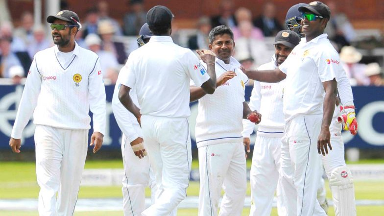 Live Cricket Streaming of Sri Lanka vs England 2018: Check Live Cricket Score, Watch Free Telecast of SL vs ENG 1st Test Match at Galle on TV & Online