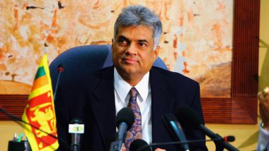 Sri Lankan PM Ranil Wickremesinghe to Register New Political Alliance to Contest Future Elections