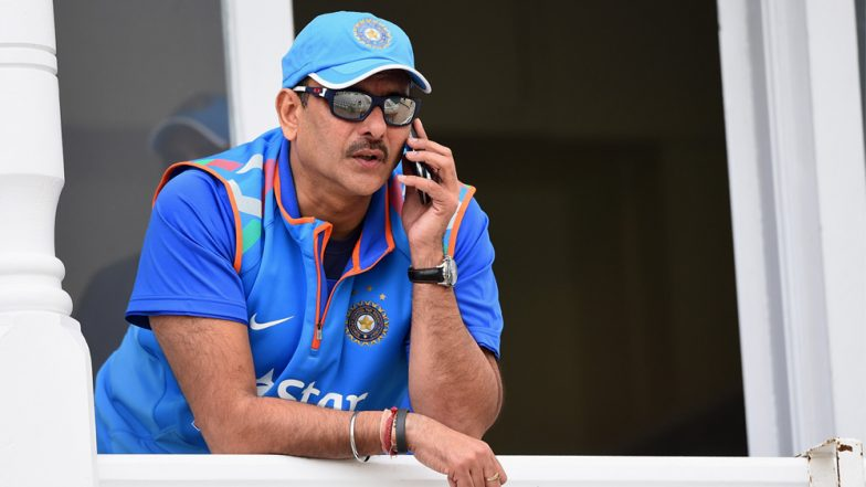 Ravi Shastri Defends Virat Kohli's on-field Antics Ahead of Boxing Day Test at MCG, Says 'He is an Absolute Gentleman'