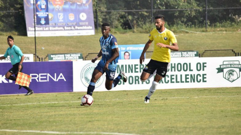 I-League 2018-19: On Debut Real Kashmir FC Stun Defending Champions Minerva Punjab