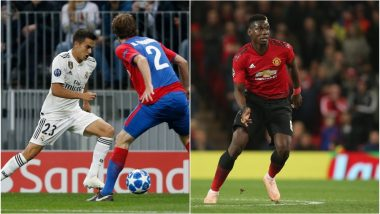 UEFA Champions League 2018-19: Real Madrid Suffer Shock Defeat, Manchester United Stutter Again!