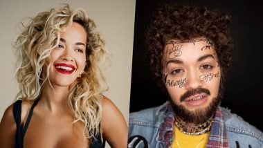Rita Ora Dresses Up as Post Malone For a Halloween Party and She Looks Unbelievably Similar to the Rapper! See Crazy Party Pics and Videos