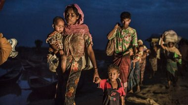Over 1000 Rohingya have Fled India to Bangladesh over Repatriation Fears
