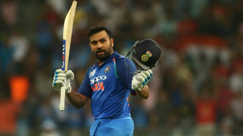 Rohit Sharma Could Overtake Sachin Tendulkar's Record During India vs West Indies, 2nd ODI in Vizag