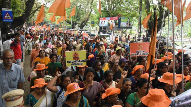 Sabarimala Temple Gates to Shut Today, Last Attempt for Women to Enter Sanctum Sanctorum