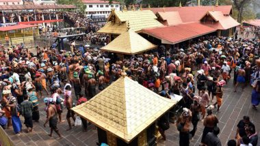 51 Women in Age Group of 10-50 Years Entered Sabarimala Temple Since SC Verdict: Kerala Government Tells Supreme Court