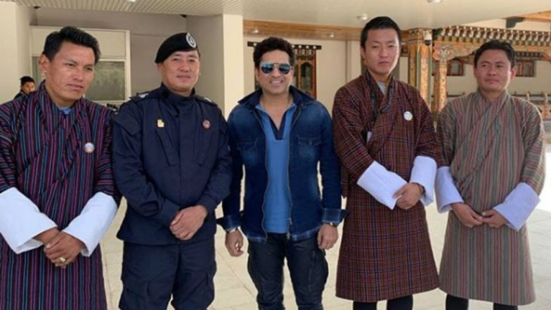 Sachin Tendulkar Shares Images and Memories From His Bhutan Trip, See Pics