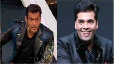 Salman Khan has a Special Message for Karan Johar as Kuch Kuch Hota Hai Celebrates 20 Years