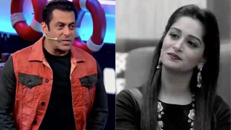 Bigg Boss 12: 'You Did Wrong,' Says Salman Khan As He Reprimands Dipika Kakar For Picking Sreesanth's Name - Watch Video