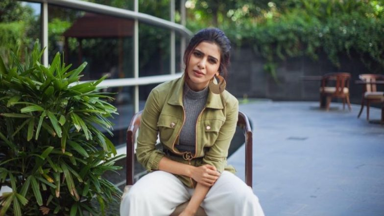 Samantha Akkineni Comes Out In Support Of Women Who've Suffered Sexual Abuse And Commends The #MeTooIndia Movement - Check Out Tweet